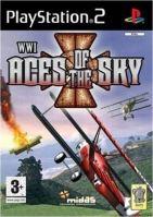 PS2 WWI Aces Of The Sky (Nová)