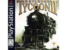 PSX PS1 Railroad Tycoon 2 (2256)