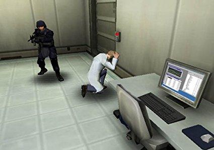 PS2 Conspiracy Weapons Of Mass Destruction