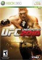Xbox 360 UFC Undisputed 2010 (nová)