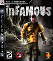 PS3 Infamous (bez obalu)
