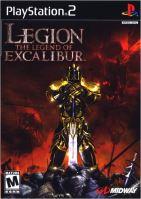 PS2 Legion - The Legend Of Excalibur