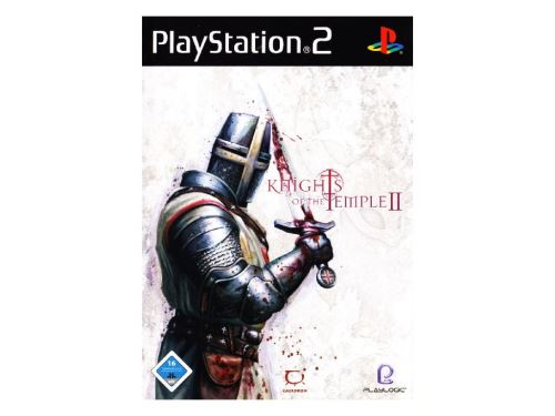 PS2 Knights Of The Temple 2
