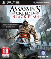 PS3 Assassins Creed 4 Black Flag (nová)
