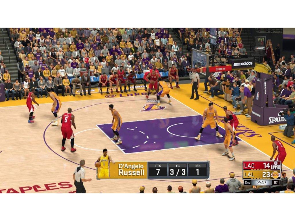 PS3 NBA 2K17 2017