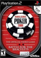 PS2 World Series Of Poker 2008
