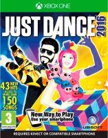 Xbox One Kinect Just Dance 2016 (nová)