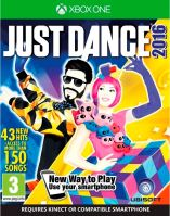 Xbox One Kinect Just Dance 2016