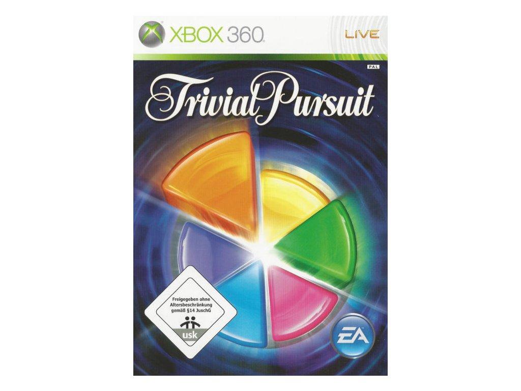 Xbox 360 Trivial Pursuit