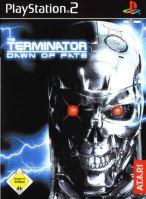 PS2 Terminator Dawn Of Fate