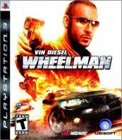 PS3 Vin Diesel Wheelman