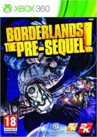 Xbox 360 Borderlands The Pre-Sequel (nová)