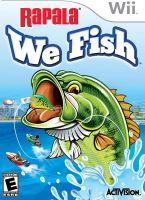 Nintendo Wii Rapala We Fish