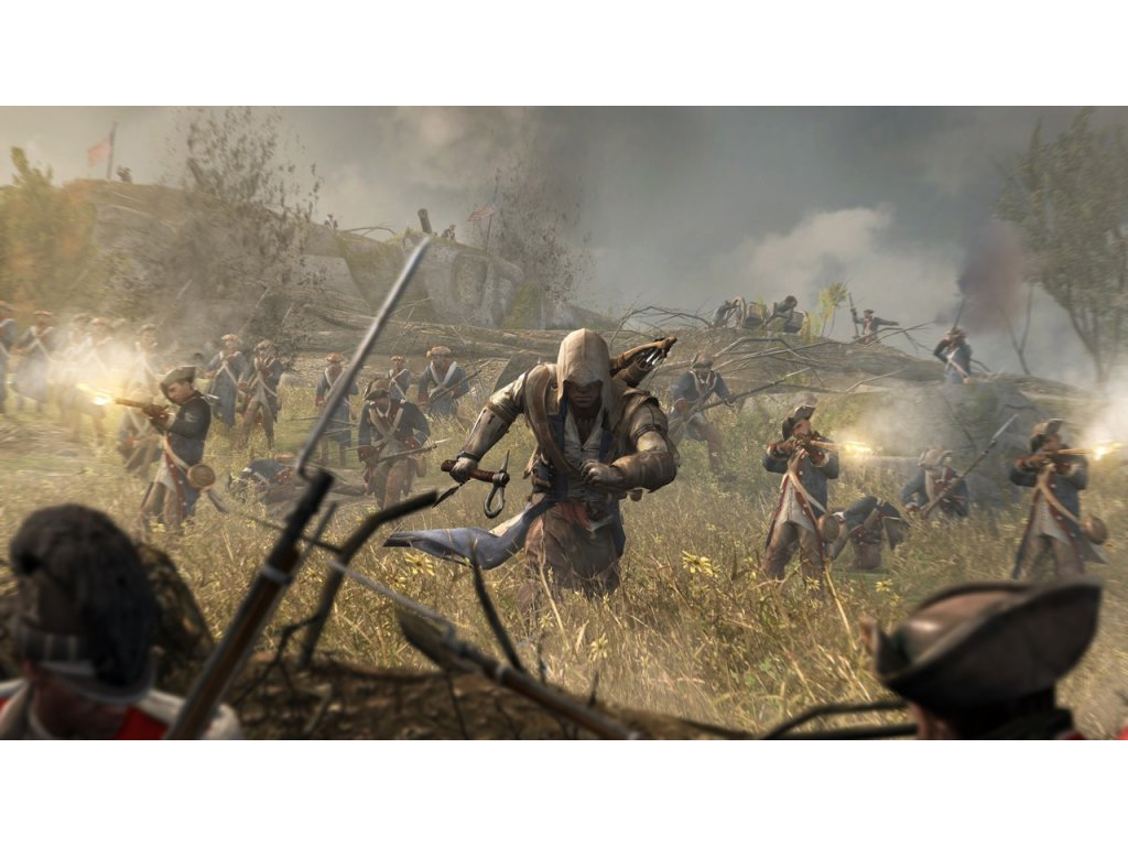 PS3 Assassins Creed 3