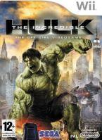 Nintendo Wii The Incredible Hulk