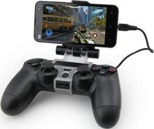 [PS4] Držák na mobil pro Playstation 4 ovladač (nový)