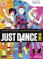 Nintendo Wii Just Dance 2014