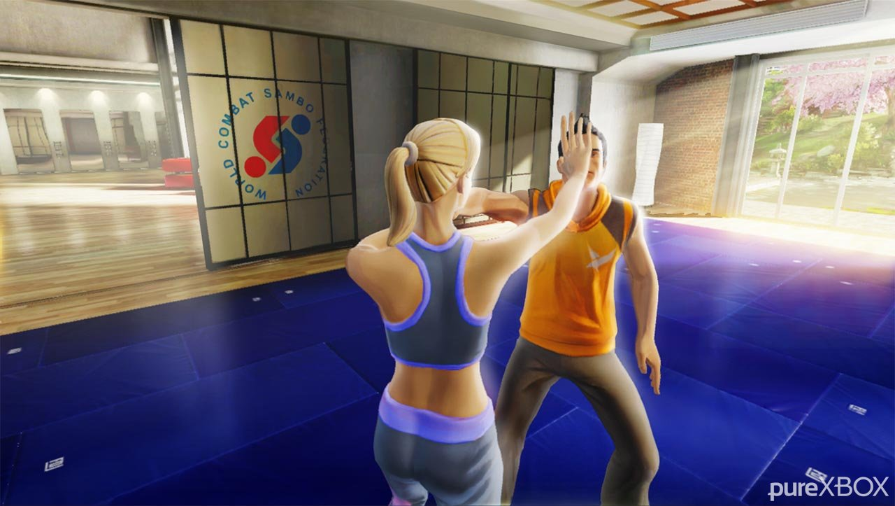 Xbox 360 My Self Defence Coach