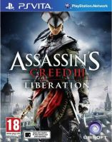 PS Vita Assassins Creed III Liberation