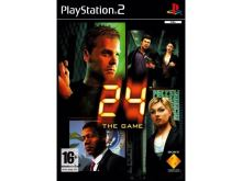 PS2 24 The Game (CZ)