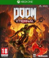 Xbox One Doom Eternal (nová)