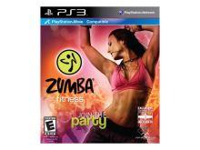 PS3 Zumba Fitness Join The Party (hra + cvičebný pás)