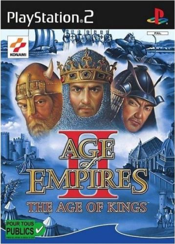 PS2 Age of Empires 2 Age Of Kings