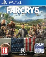 PS4 Far Cry 5 (CZ) (nová)