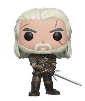 Funko POP! Geralt - Witcher 3: Wild Hunt (nová)