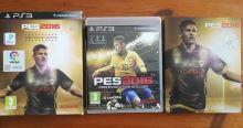 PS3 PES 16 Pro Evolution Soccer 2016 Anniversary Edition