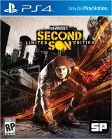 PS4 Infamous Second Son (nová)
