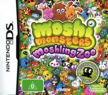 Nintendo DS Moshi Monsters: Moshlings Zoo