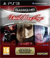 PS3 Devil May Cry HD Collection (nová)