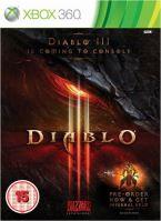 Xbox 360 Diablo 3 (nová)