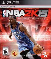 PS3 NBA 2K15 2015