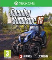 Xbox One Farming Simulator 15