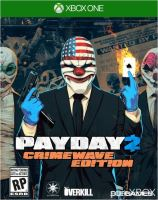 Xbox One Payday 2 - Crimewave Edition