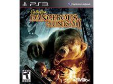 PS3 Cabelas Dangerous Hunts 2011