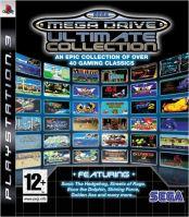 PS3 Sega Mega Drive Ultimate Collection