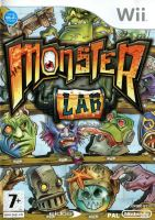 Nintendo Wii Monster Lab