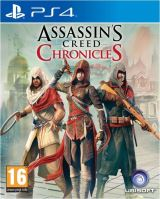 PS4 Assassins Creed Chronicles (nová)