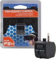 [PS4] Ovládání Hlasitosti Adaptér pro sluchátka (nový)