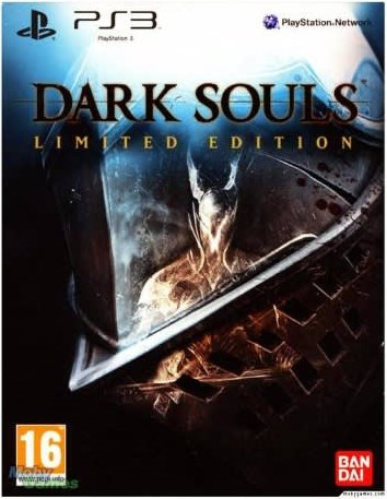 PS3 Dark Souls Limited Edition