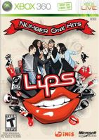 Xbox 360 Lips Number One Hits (nová) + mikrofón