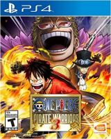 PS4 One Piece - Pirate Warriors 3