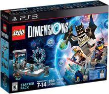 PS3 Lego Dimensions (nová)