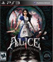 PS3 Alice Madness Returns (nová)
