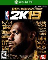Xbox One NBA 2K19 - 20th Anniversary Edition (nová)