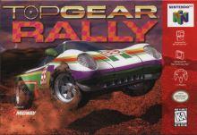 Nintendo 64 Top Gear Rally