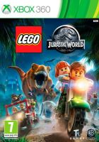 Xbox 360 Lego Jurský Svet Jurassic World (nová)